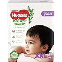 Huggies Platinum Naturemade Pants XXL 26s