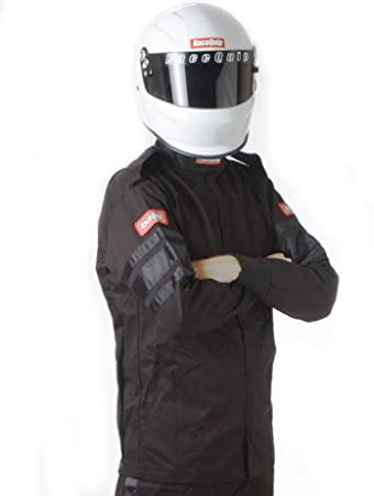 RaceQuip 112006 Single Layer Driving Pants SFI 3.2A//1 Certified X-Large