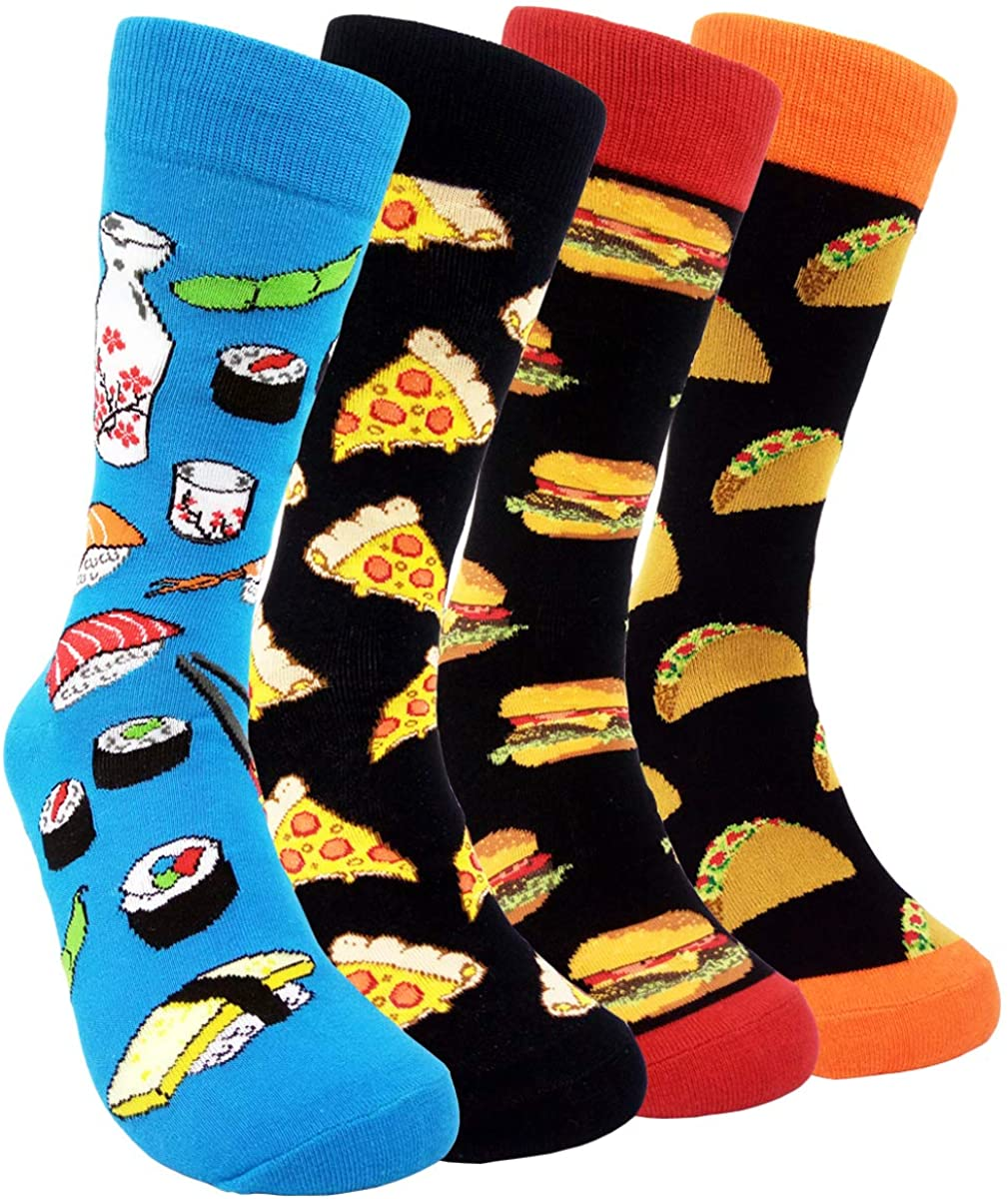Top 9 Food Themed Socks