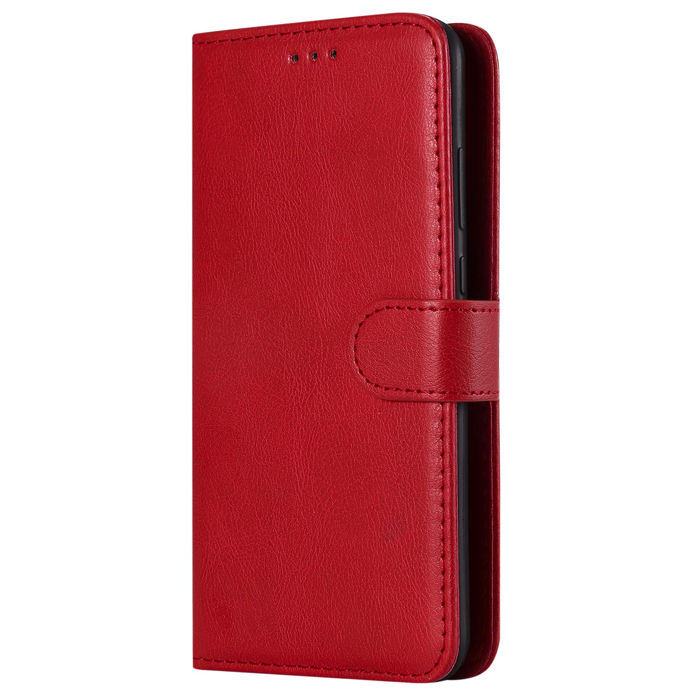 Xperia XA Coque Dooki B-04 Supporter Flip PU Cuir Pochette Portefeuille Housse Coque Etui pour Sony Xperia XA avec Crédit Carte Tenant Fente