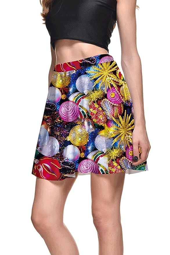 Christmas Skater Skirt