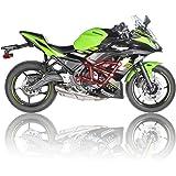 Amazon.com: 2017-2019 Kawasaki Ninja 650, 2017-2018 Kawasaki ...