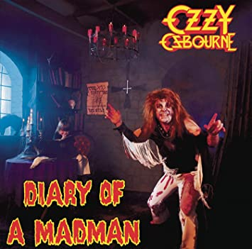 Diary of a Madman Osbourne Ozzy Amazonit Musica