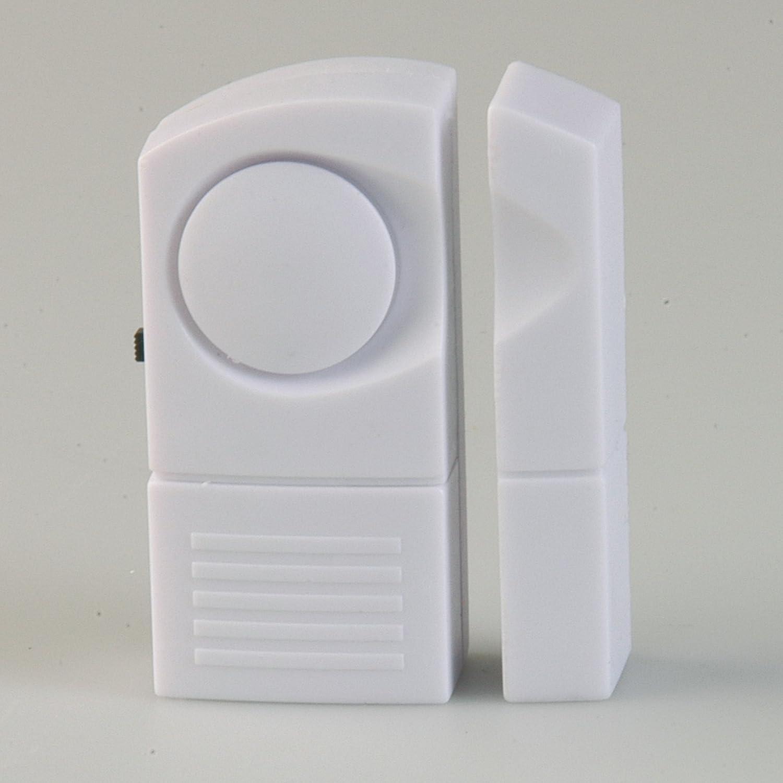 Unitec Fenster-und Türalarm 3x, 3 Stück, Weiß, 41779: Amazon.de ...