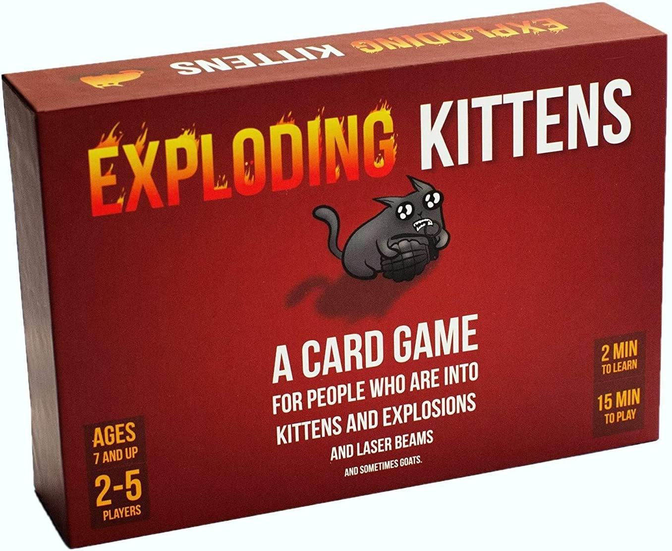 Exploding Kittens | 10 Unexpected Gifts For Brothers That They'll Actually Like