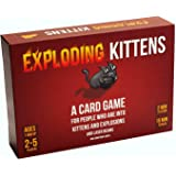 Exploding Kittens Card Game - Family-Friendly Party Games - Card Games For Adults