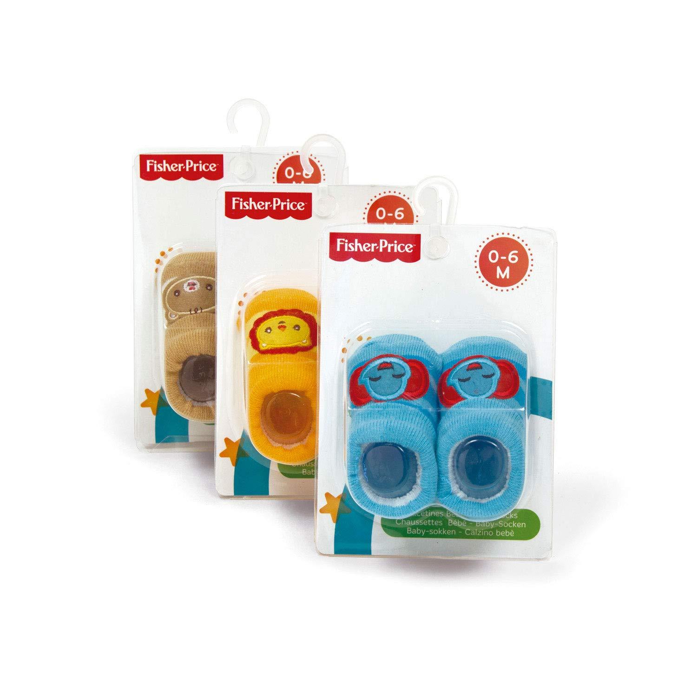 ARDITEX FP10066 Calcetines de bebé de MATTEL-Fisher-Price: Amazon.es: Ropa y accesorios