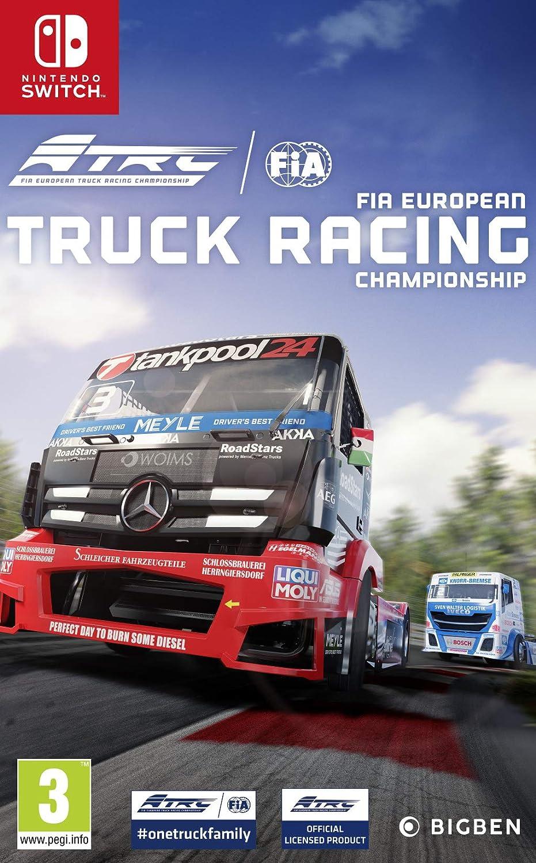 FIA European Truck Racing Championship (XB1) [Importación inglesa]: Amazon.es: Videojuegos