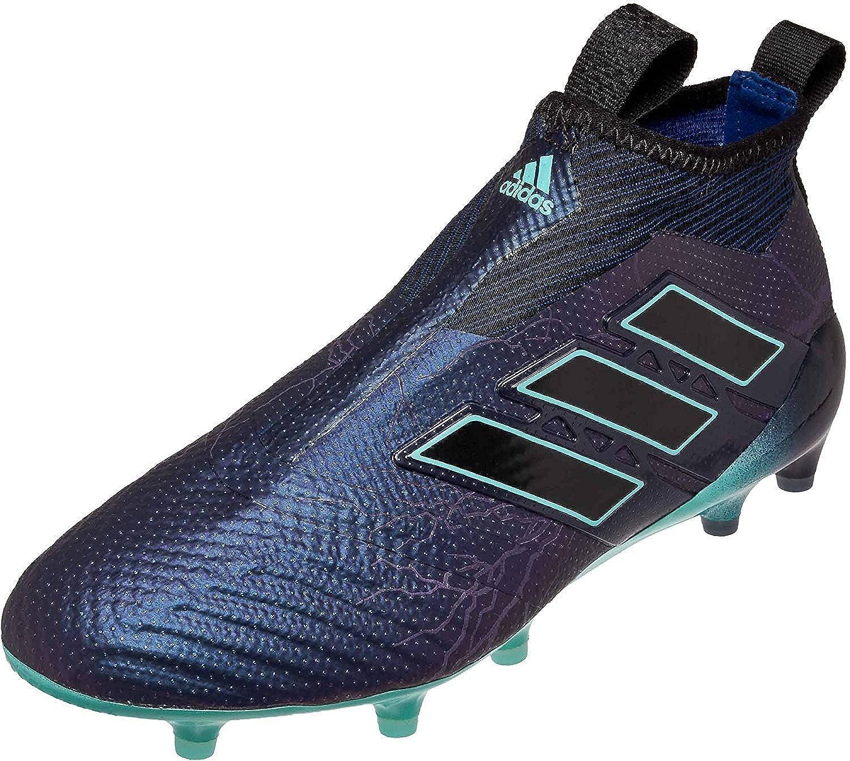 Boys Cheap Adidas Ace 16+ PureControl Paul Pogba FG Black