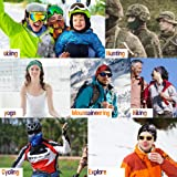 NEXTOUR Neck Gaiter Headwear Headband Magic Scarf