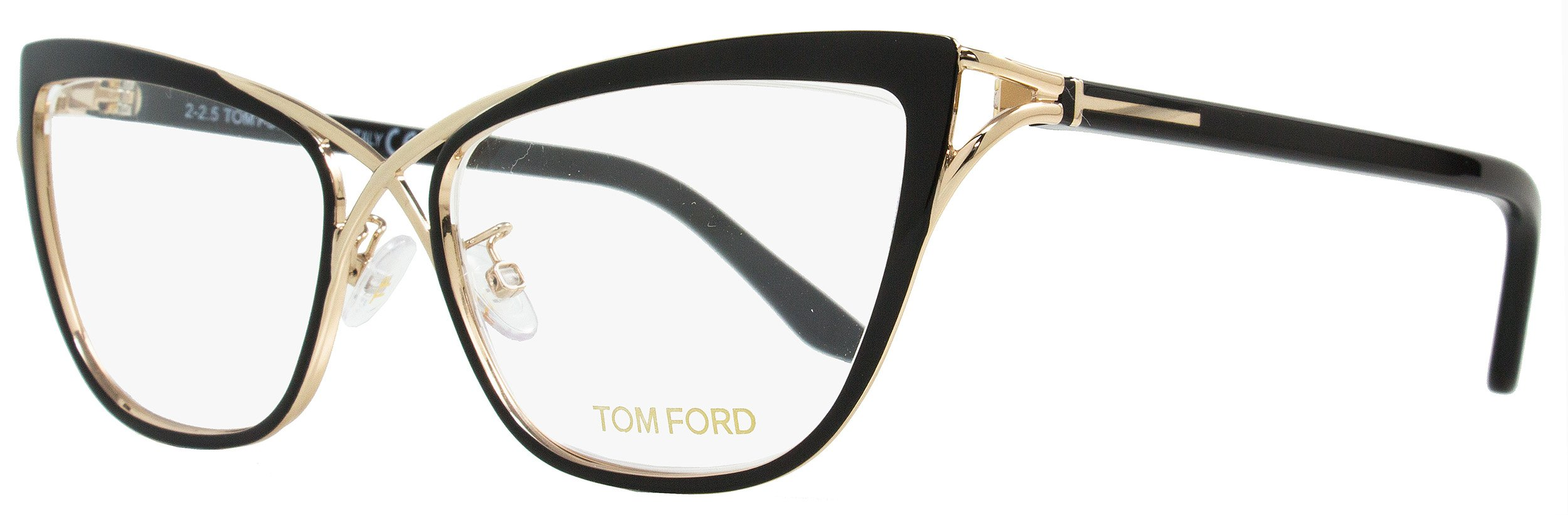 Tom Ford FT5272 Eyeglasses Color 005 by Tom Ford (Image #1)