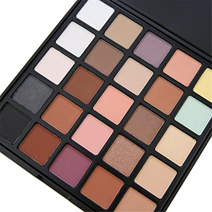 Paleta de sombras de maquillaje para ojos con purpurina Lover Bar, brochas de maquillaje, juego de