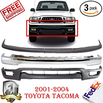 FOR TOYOTA 01-04 TACOMA FRONT BUMPER /& MOLDING MOUNTING BRACKET SET