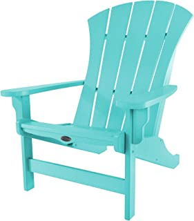 product image for Nags Head Hammocks Sunrise Adirondack Chair, Turquoise
