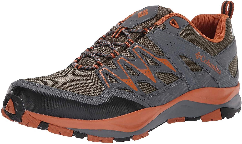 Columbia Men s Wayfinder OutDry Waterproof Hiking Shoe