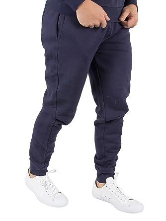 07c778ea2c847 Fila Vintage Men's Leo Joggers, Blue, X-Large: Amazon.co.uk: Clothing