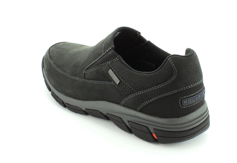 Amazon.com | Rockport Men's Rocsports Lite ES WP Slip-On Loafer- | Rain  Footwear