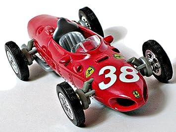 Ferrari 1961 156 F1 1:43 Escala de Fórmula 1 Vintage Race ...
