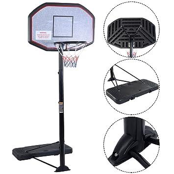 Canasta de baloncesto portátil canasta de baloncesto con ...
