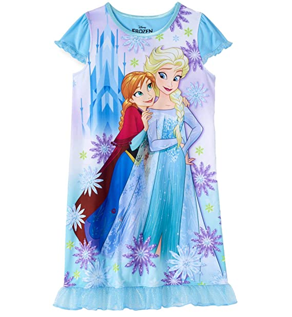 Amazon.com: Disney Frozen Princess Elsa Anna - Ropa de ...