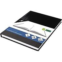 Kangaro Schetsboek, A5 Blanco met Zwarte Hardcover, 100g, 80 Vellen,
