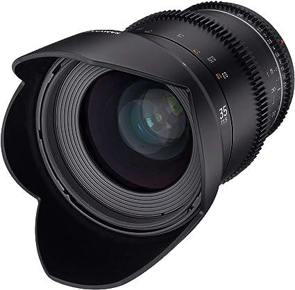 Samyang Mf 35mm T1 5 Vdslr Mk2 Mft Lichtstarkes T1 5 Kamera
