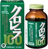 オリヒロ クロレラ100(細胞壁破砕クロレラ配合) 1550粒