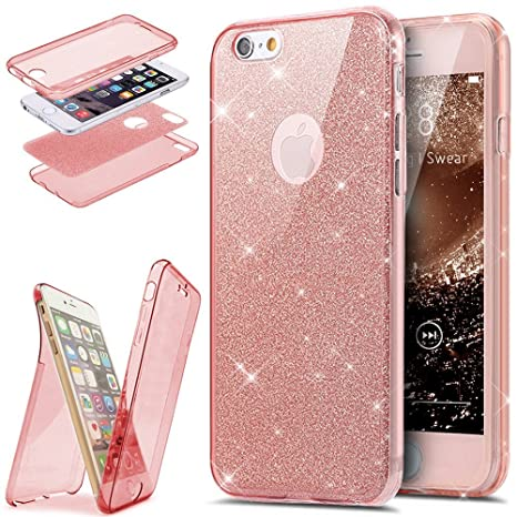 coque silicone iphone 8 rose