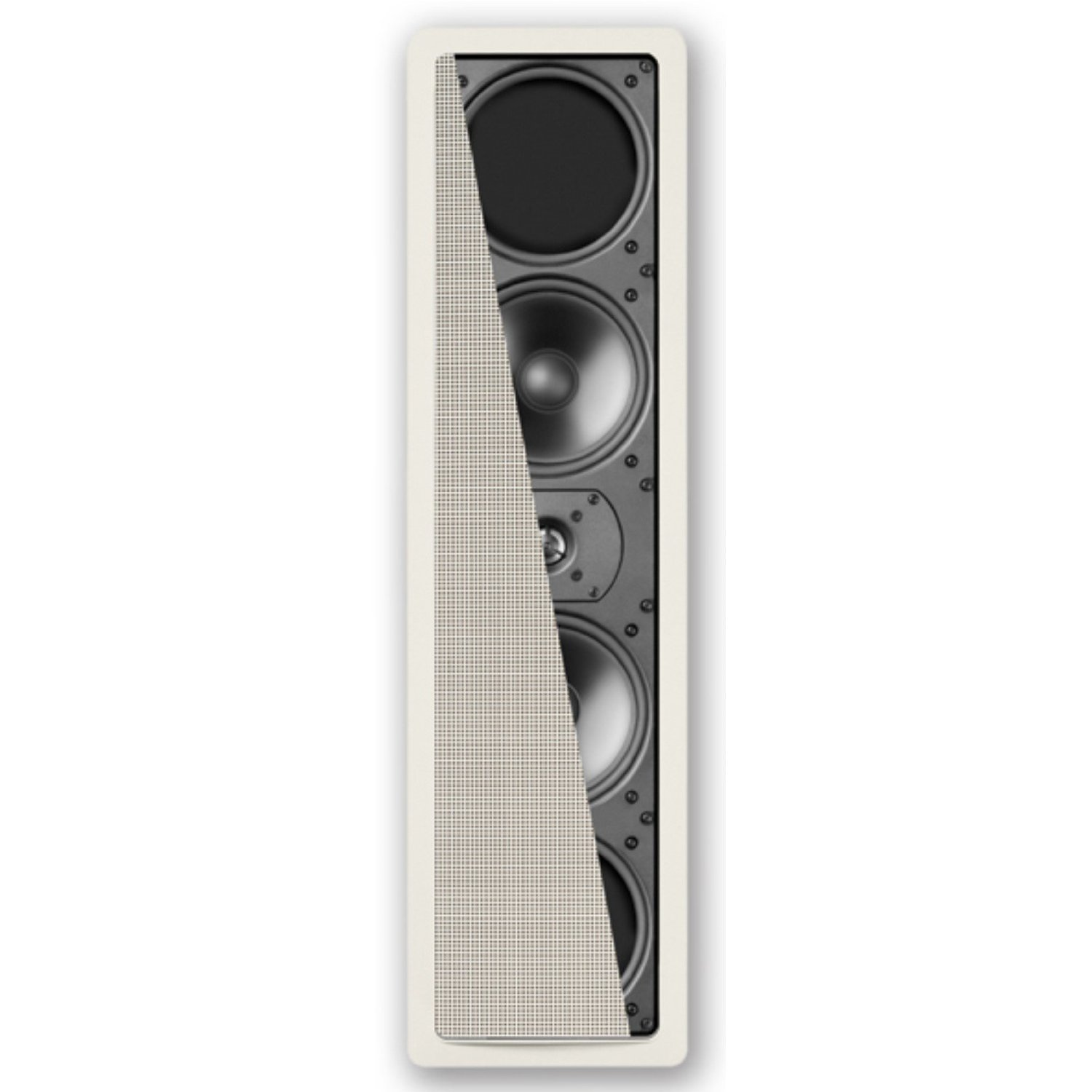 Definitive Technology In-Wall RLS III Speaker (Single, White)