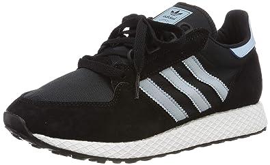 info for 8575e 96e5e adidas Forest Grove W, Chaussures de Running Femme, Multicolore (Core  BlackAsh