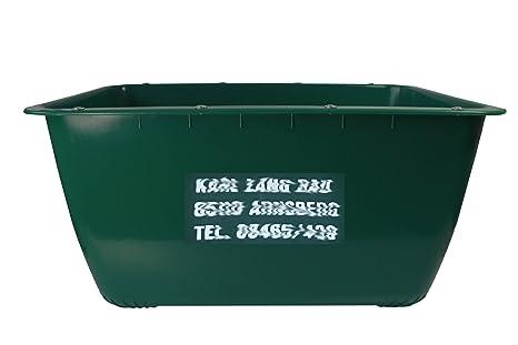 Vasca Da Bagno Litri : Contenitore multiuso 200 litri articolo di seconda scelta con