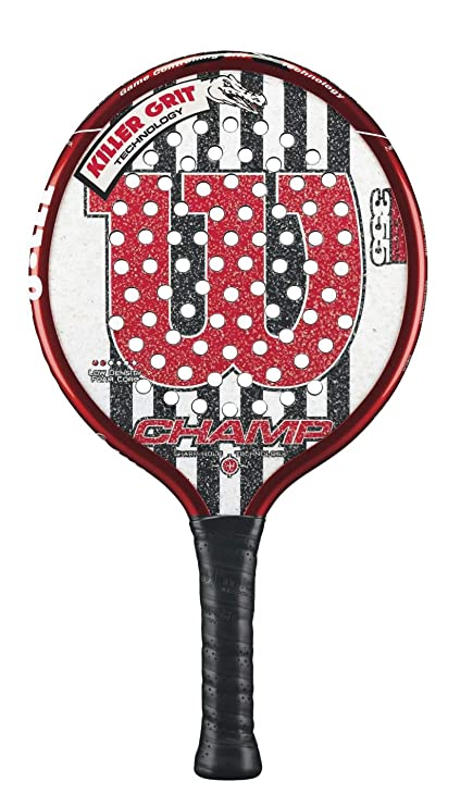 Wilson 13 Champ Platform Tennis Paddle