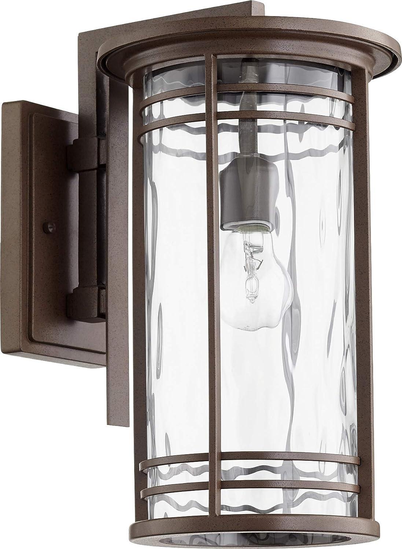 Quorum 760-15 One Light Outdoor Lantern