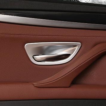 Auto Decoration 4pcsset Abs Chrome Car Interior Door Handle Bowl