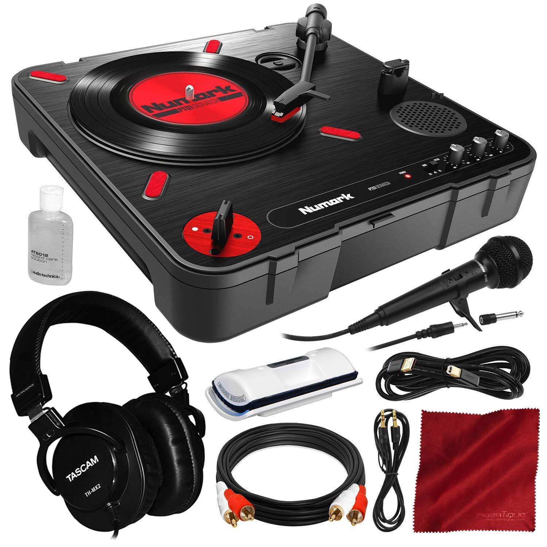 Amazon.com: Numark PT01 Scratch - Mesa giratoria portátil DJ ...