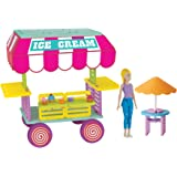 Roominate Sophie's Ice Cream Cart