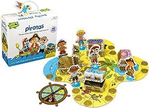 Cayro - Pesky Pirates (PLG7130): Amazon.es: Juguetes y juegos