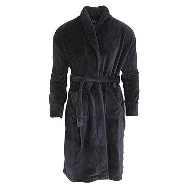 855d020dc47 Harvey James - Robe de chambre douce - Homme  Amazon.fr  Vêtements et  accessoires