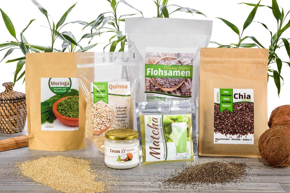 mynatura quinoa Semillas en Premium de calidad (3 unidades x 1000 g Bolsa): Amazon.es: Salud y cuidado personal