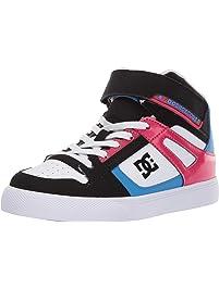 5f8b317a9dd DC Kids  Pure HIGH-TOP EV Skate Shoe