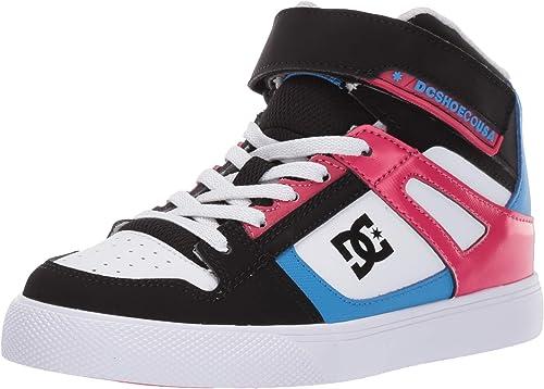 DC Kids Pure High-top Ev Skate Shoe