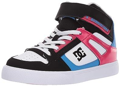 aa55ca620ae DC Girls  Pure HIGH-TOP EV Sneaker