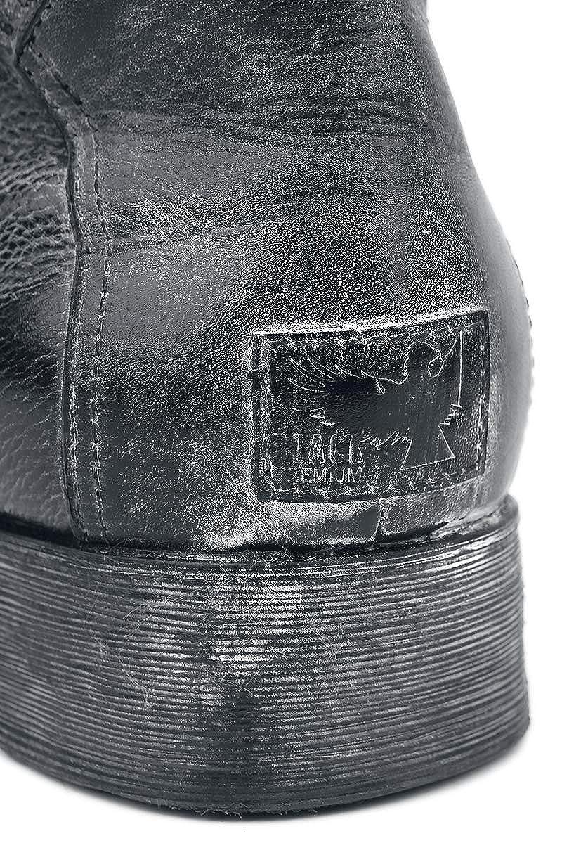Schwarz Premium by EMP Road Man BikerStiefel schwarz schwarz schwarz 6df7b2