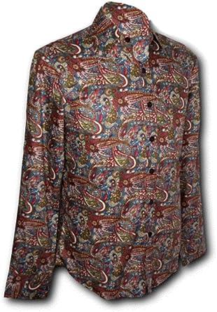 Pete Chenaski - Camisa Casual - para Hombre: Amazon.es: Ropa y accesorios