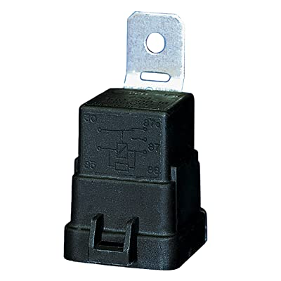 HELLA 007794301 Cover with Weatherproof Mini ISO Relay: Automotive