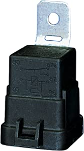 HELLA 007794301 Cover with Weatherproof Mini ISO Relay