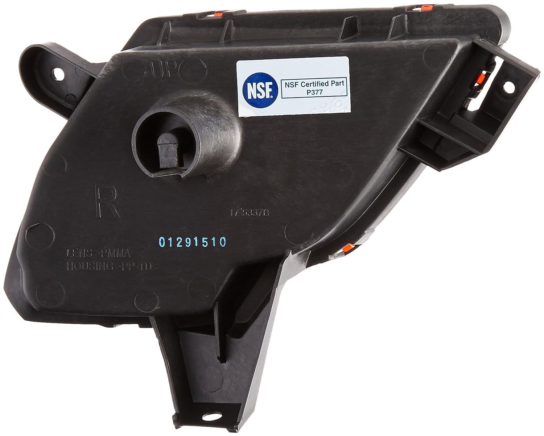 TYC 17-5337-00-1 MAZDA CX-5 Right Replacement Reflex Reflector