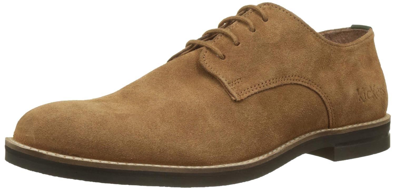 TALLA 43 EU. Kickers Eldan, Zapatos de Cordones Derby para Hombre