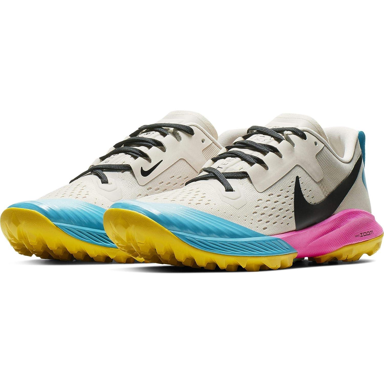 30bd4af16b971 Nike Air Zoom Terra Kiger 5 Women's Running Shoe LT Orewood BRN/Black-Pink  Blast 7.5