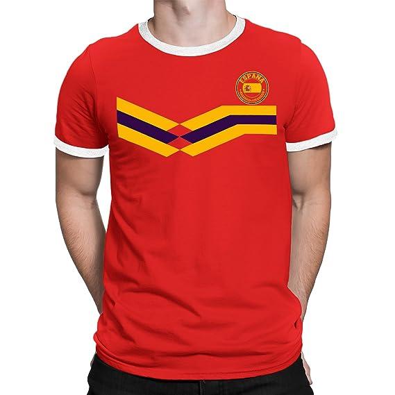 Tee Spirit Argentina Camiseta Para Hombre World Cup 2018 Fútbol New Style Retro dJvI9MJzB